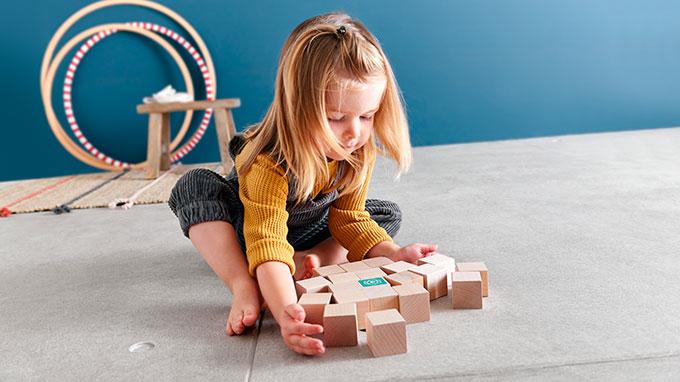 Des produits developpes en support des plus grandes pedagogies - Crèches - Haba PRO