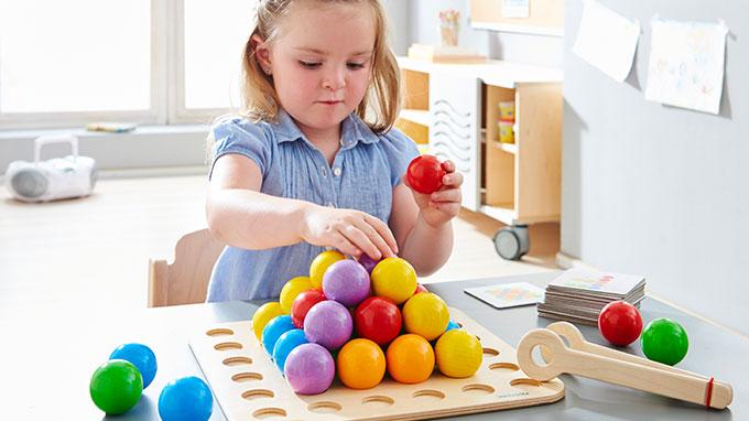 Des produits specifiquement conçus pour votre projet pedagogique - Micro-crèches - Haba PRO