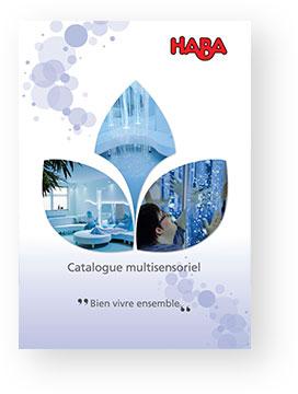 HABA CATALOGUE MULTISENSORIEL 2021 FR - Les catalogues d'HABA - Haba PRO
