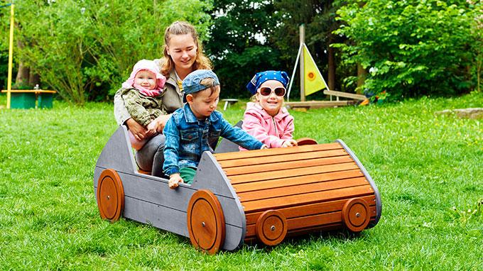 Une vision elargie des enjeux lies a la petite enfance - Micro-crèches - Haba PRO
