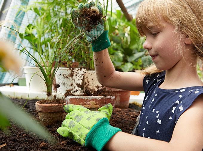 Sensibiliser les enfants à la protection de l'environnement